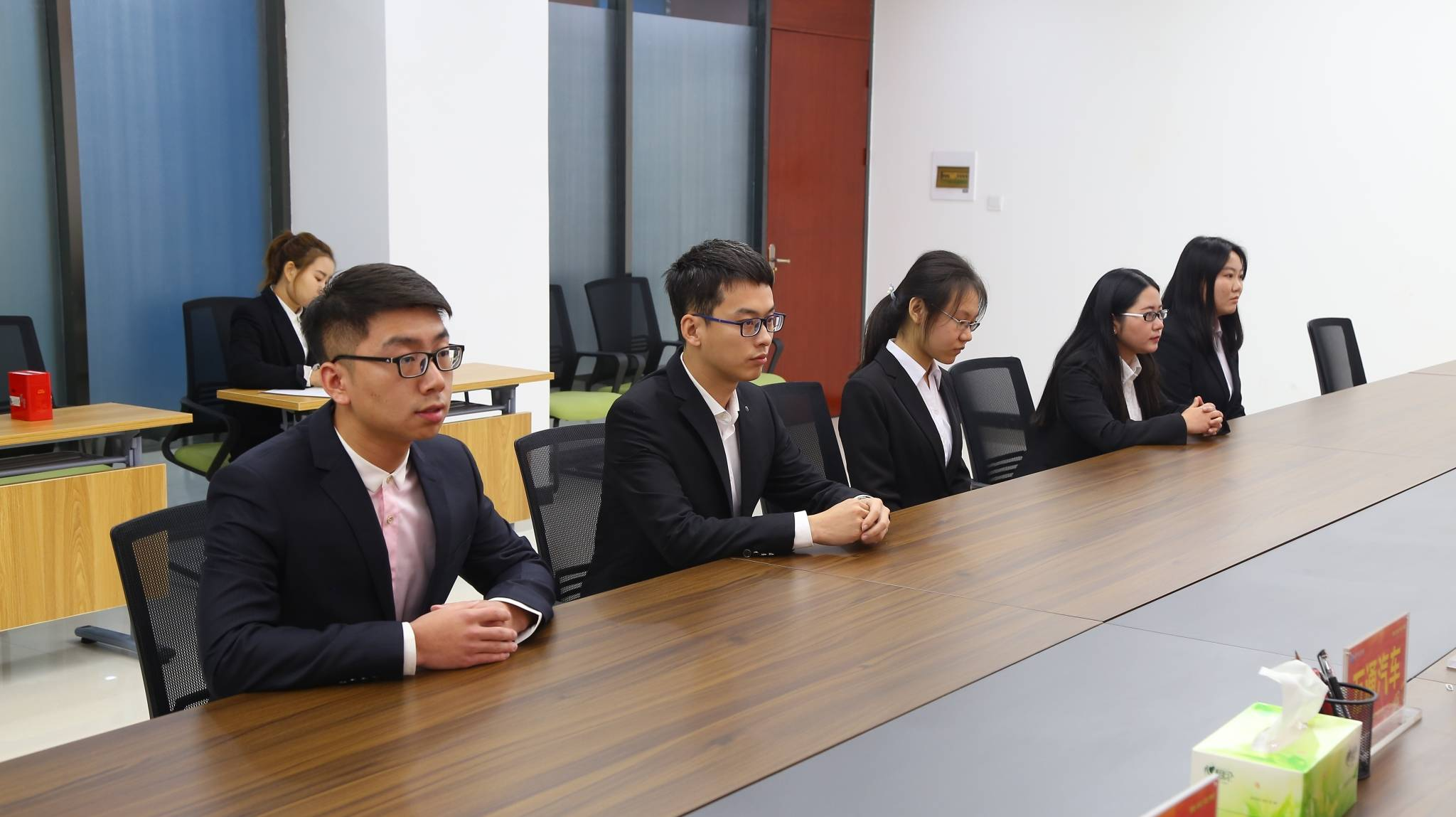 新华教育集团2019年校园招聘山西站圆满结束