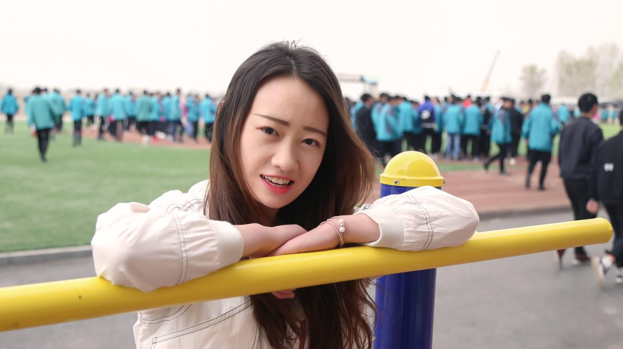 【新生故事】刘欣绘,在抉择中奋力前行