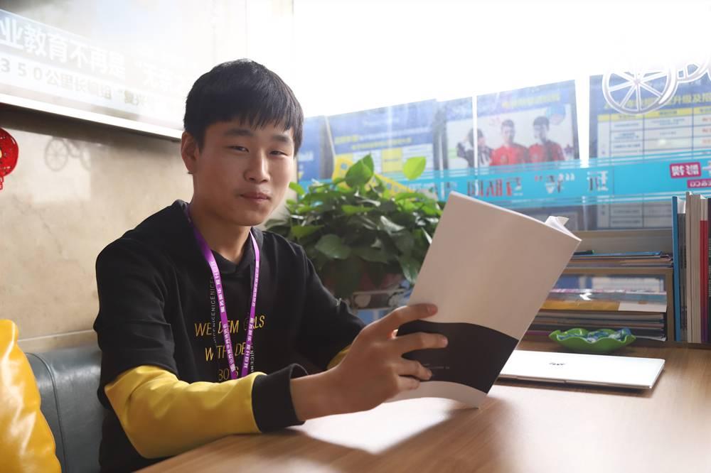 【学生故事】路兆宇:历经千帆 归来仍是少年