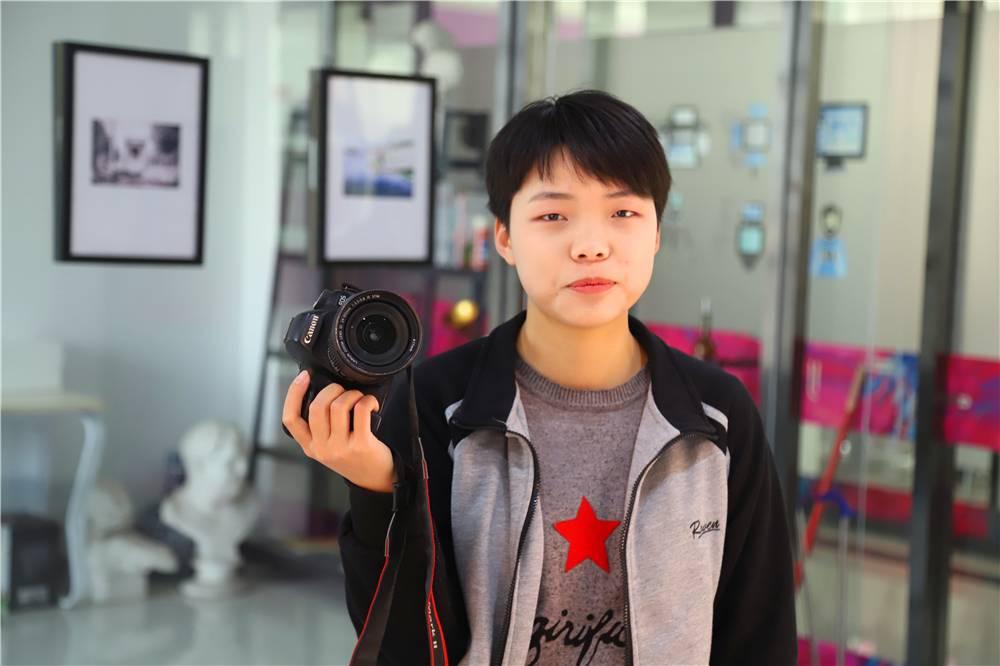 【学生故事】兰瑾:换条路,让自己的人生更精彩