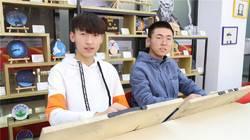 【新生故事】苏永/苏晋:兄弟来新华,共谱新未来