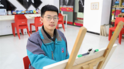 【学生故事】刘燕飞:把爱好变为走向未来的路