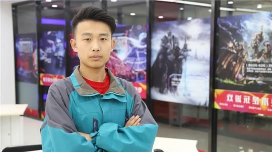 新生学子:张钦琦