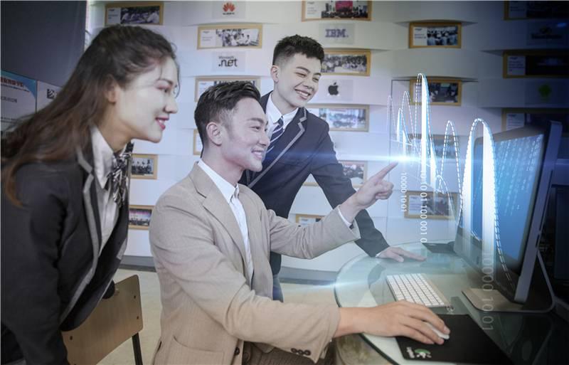 新时代新青年学新技术