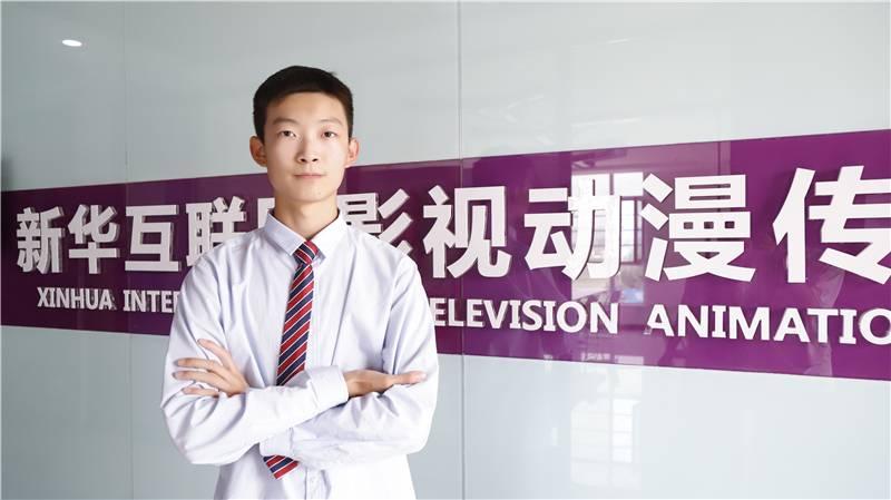 【新生故事】杨景轩:迷途知返,化茧成蝶