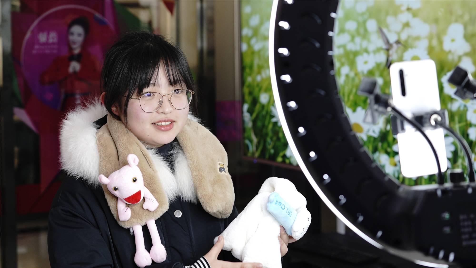 【新生故事】孙嘉雪:少女有梦,未来可期!
