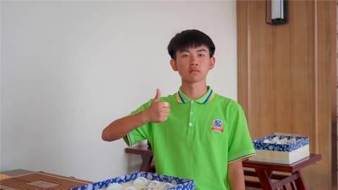 【新生故事】陈思博:我有我的选择,我有我的未来